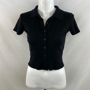 Brandy Melville Button Down Shirt - OS